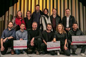 Drehbuchentwicklungspreis Stadt Salzburg 2019